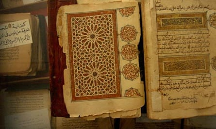 Ancient manuscripts, Timbuktu, Mali