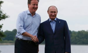 Russia's President Putin joins the gathering in Northern Ireland.