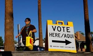 arizona voter ID