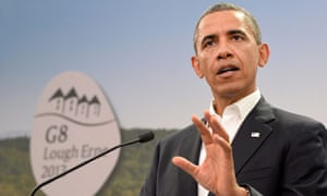 Barack Obama describes Northern Ireland as 'blueprint' for peace