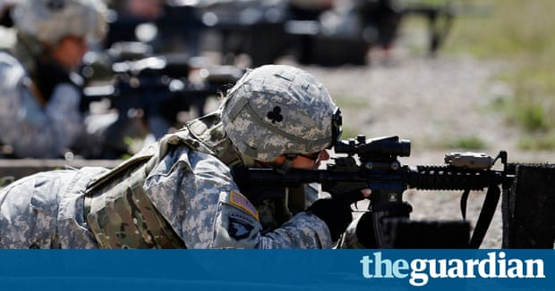 US army drill sergeant pleads guilty to three charges of ...