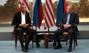 Barack Obama and Vladimir Putin appear to have reached something of a stalemate during their discussions on Syria at the G8 Summit.