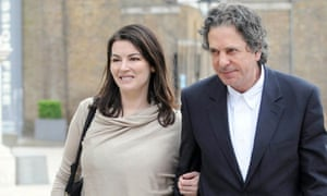 Charles Saatchi accepts police caution for assault