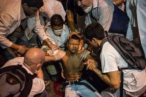 Brazil Protest: protests