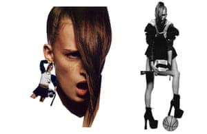 Conde nast : Collage - Vogue Paris, 2002 by Inez Van Lamsweerde and Vinoodh Matadin