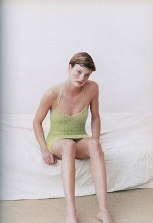 Conde nast : Corinne Day, British Vogue 1993
