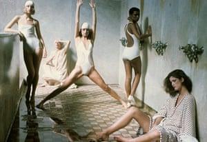 Conde nast : Deborah Turbeville, American Vogue, May 1975