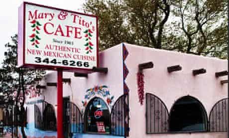 Mary & Tito's Cafe, Albuquerque