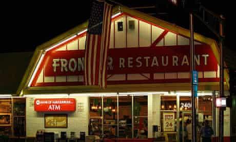 Frontier restaurant, Albuquerque