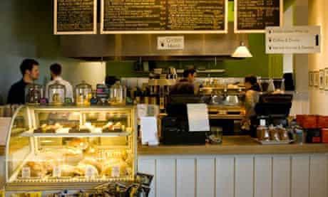 Grove Cafe, Albuquerque