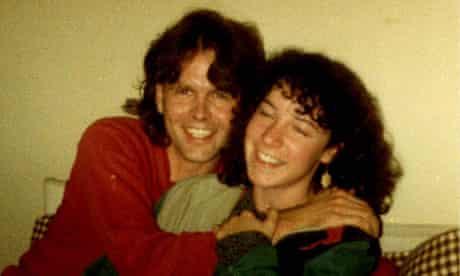 'BobRobinson', aka undercover policeman Robert Lambert, with 'Karen'