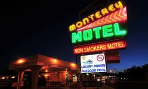 Monterey Non-smokers Mote, Albuquerque