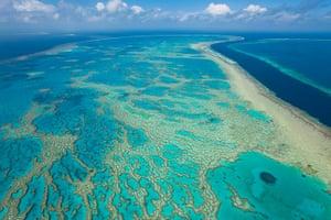 Great Barrier Reef: Queensland, Australia