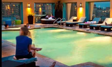 La Contessa Hotel, San Antonio