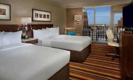 Hilton Palacio del Rio, San Antonio