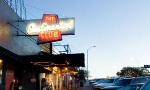 The Continental Club in Austin TX