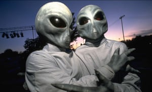 UFO festival in Roswell, New Mexico