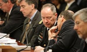 Keith Alexander testifies