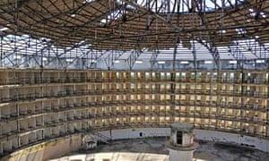 Presidio Modelo, Cuba's Panoptican prison