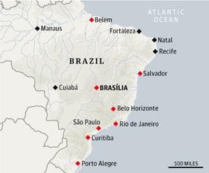 Brazil demonstrations