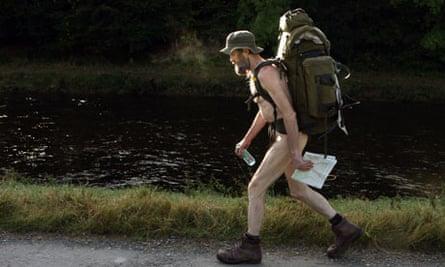 Naked Rambler Stephen Gough