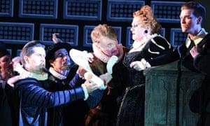 Susan Bullock, Gloriana, Royal Opera House