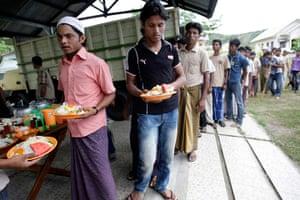 Rohingya refugees: Rohingya refugees in Aceh