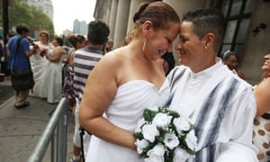 New York City gay marriage