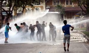 Turkey protest update: Turkey protest update