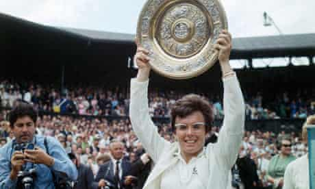 Wimbledon to mark 40 years since Billie Jean King sexism victory