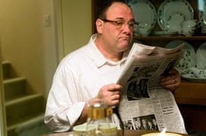 James Gandolfini Dies: James Gandolfini in Not Fade Away