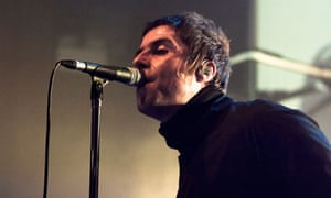 Liam Gallagher and Beady Eye perform in Manchester