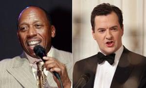 Jeffery and George Osborne