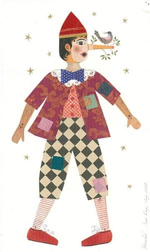 National Bookstart Week: Pinocchio by Jane Ray
