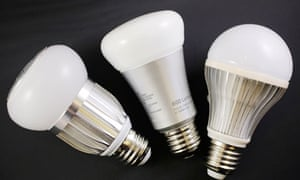 Light bulb moment: redesigning LEDs for recyclability | Guardian