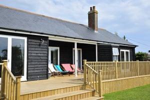 Cool Cottages East Sussex: Sandways, Camber Sands