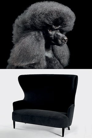 Dixonary: Wingback Sofa 2008
