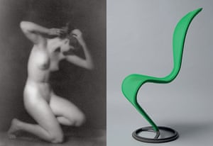 Dixonary: S-Chair (Green) 1991