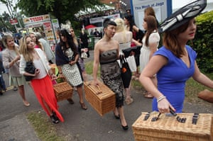 Ladies day at Ascot: Travelling In Style For Ladies Day