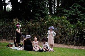 Ladies day at Ascot: Royal Ascot Ladies Day