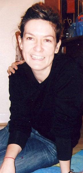 Under cover cops: Lynn Watson