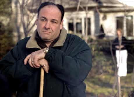 James Gandolfini as Tony Soprano