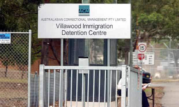 villawood detention centre