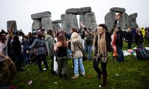 Summer Solstice at Stonehenge