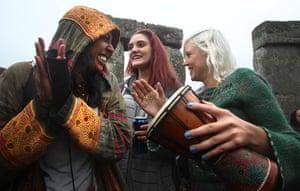2013 summer solstice: Summer Solstice at Stonehenge