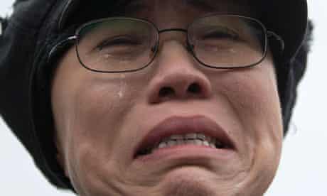 Liu Xia, wife of Chinese dissident Liu Xiaobo