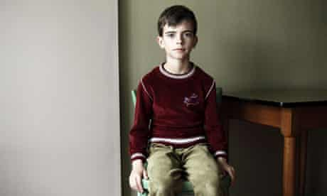 Swann Nambotin as Victor in The Returned.