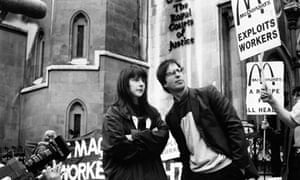 McLIbel: Helen Steel and David Morris