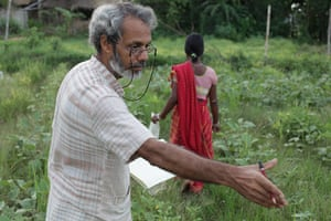 Seeds of Freedom campaign: the Farmer, the Architect and the Scientist