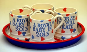 Commemorative mugs